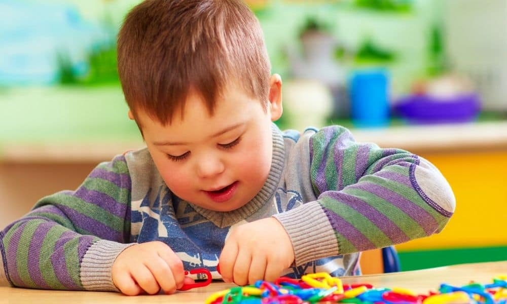 How Down Syndrome Affects Gross and Fine Motor Skills